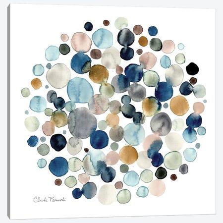 Molecular Canvas Print #CBI41} by Claudia Bianchi Canvas Art Print
