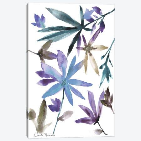Multi Maple I Canvas Print #CBI45} by Claudia Bianchi Canvas Art