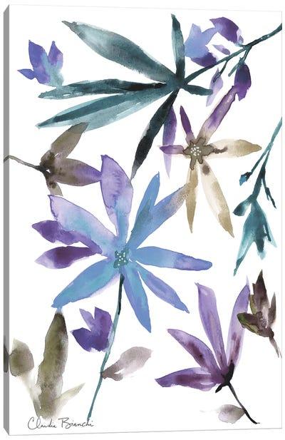 Multi Maple I Canvas Art Print