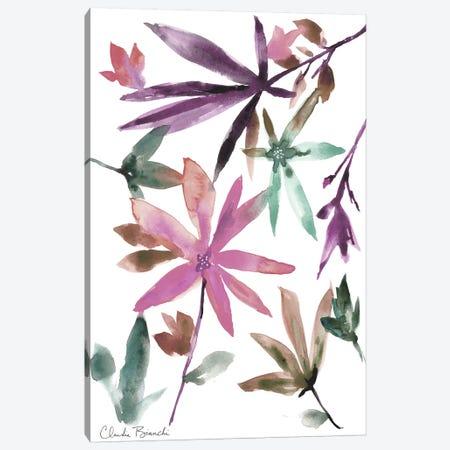 Multi Maple III Canvas Print #CBI46} by Claudia Bianchi Canvas Art