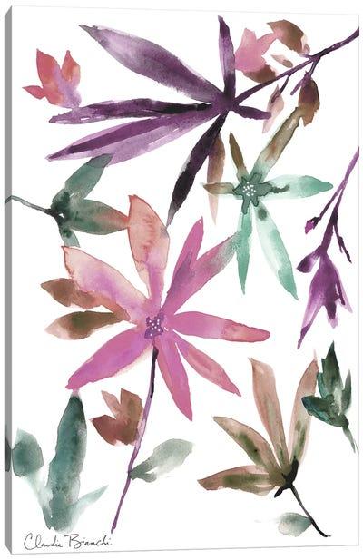 Multi Maple III Canvas Art Print