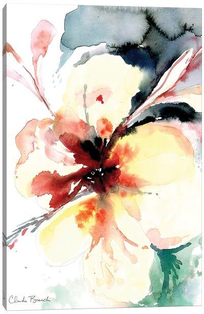 Orchidees II Canvas Art Print