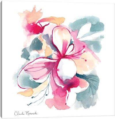Orchidees III Canvas Art Print