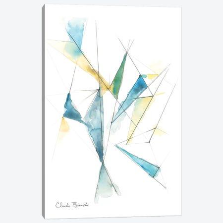 Order & Chaos Canvas Print #CBI51} by Claudia Bianchi Canvas Art