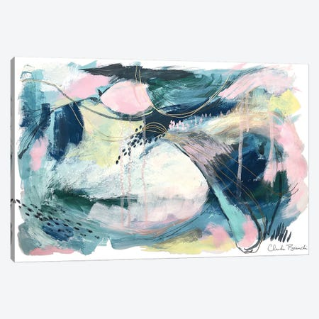 Sonata III Canvas Print #CBI66} by Claudia Bianchi Canvas Artwork