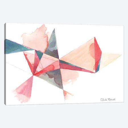 Trianglular Prism Canvas Print #CBI79} by Claudia Bianchi Canvas Artwork