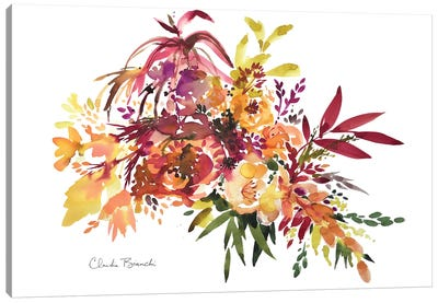 Harvest Flora Canvas Art Print