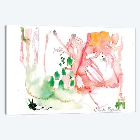 Be Still Canvas Print #CBI8} by Claudia Bianchi Canvas Wall Art