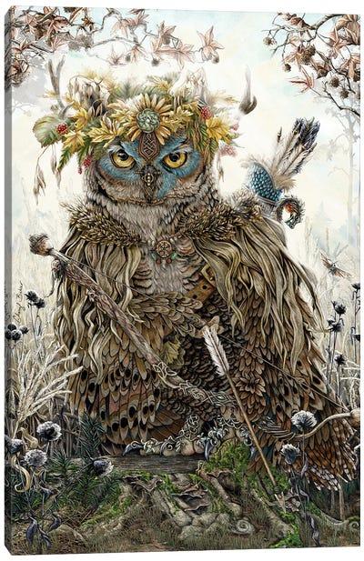 Garnock King Of The Woodlands Canvas Art Print
