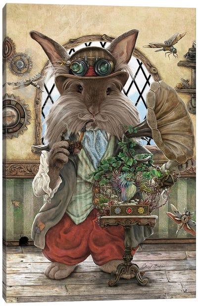 Prof Oliver Maccrumb Canvas Art Print