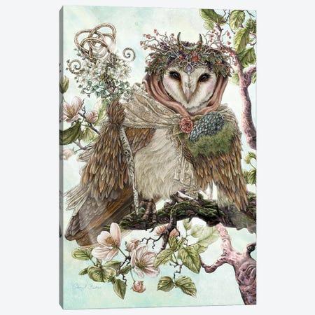 Aveline Mother Of The Woodlands Canvas Print #CBK5} by Cheryl Baker Canvas Art Print