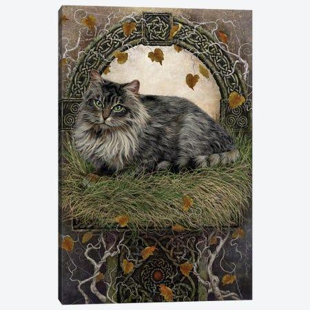 Celtic Roots Canvas Print #CBK6} by Cheryl Baker Art Print