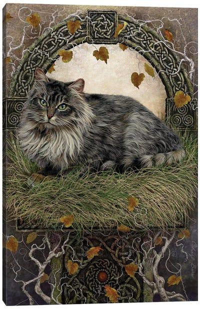 Celtic Roots Canvas Art Print