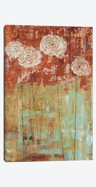 Summer Dream I Canvas Print #CBL13} by Carol Black Art Print