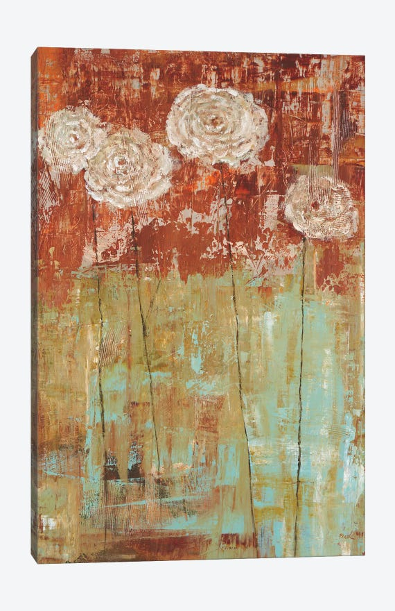 Summer Dream I by Carol Black 1-piece Canvas Print