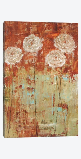 Summer Dream II Canvas Print #CBL14} by Carol Black Canvas Wall Art