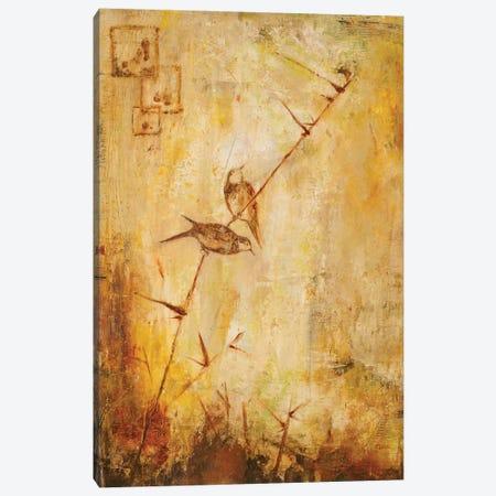 Birds Together Canvas Print #CBL18} by Carol Black Art Print