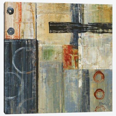 Coincidental Lines II Canvas Print #CBL19} by Carol Black Canvas Art Print