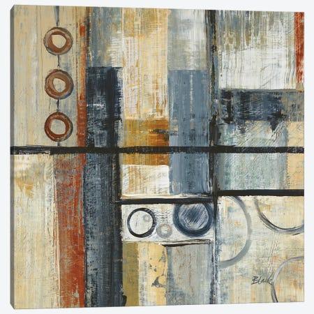 Coincidental Lines III Canvas Print #CBL20} by Carol Black Canvas Artwork