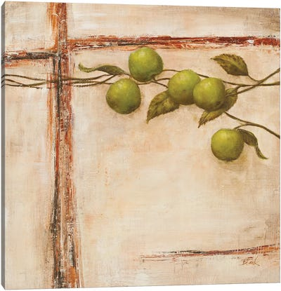 Crabapple II Canvas Art Print