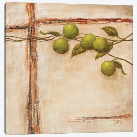 Crabapple II Canvas Print #CBL22} by Carol Black Canvas Art