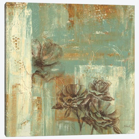 Eclectic Rose I Canvas Print #CBL23} by Carol Black Canvas Wall Art
