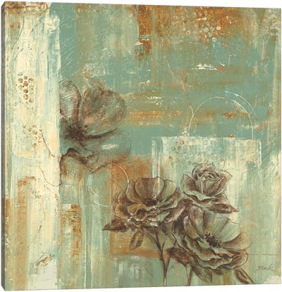 Eclectic Rose I Canvas Art Print