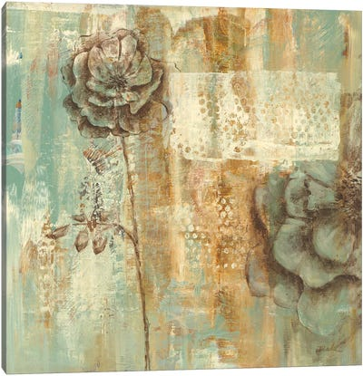 Eclectic Rose II Canvas Art Print