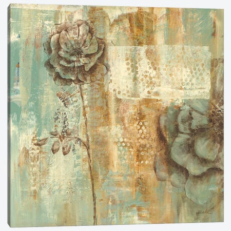 Eclectic Rose II Canvas Print #CBL24} by Carol Black Canvas Print
