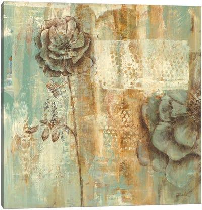 Eclectic Rose II Canvas Art Print