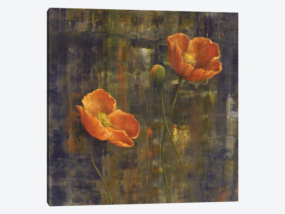 Iceland Poppies I by Carol Black 1-piece Canvas Art