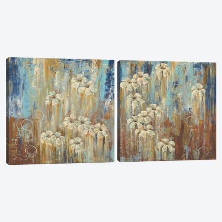 Island Shower Diptych Canvas Print Set #CBL2HSET003} by Carol Black Canvas Art Print