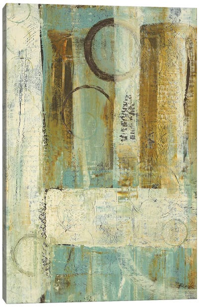 Imaginary Numbers III Canvas Art Print