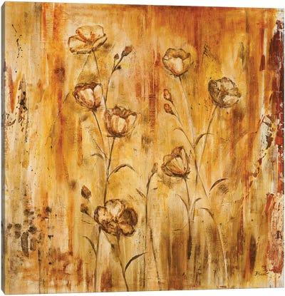 Meadow Dance I Canvas Art Print