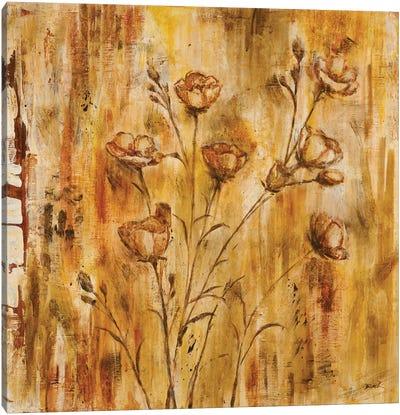 Meadow Dance II Canvas Art Print