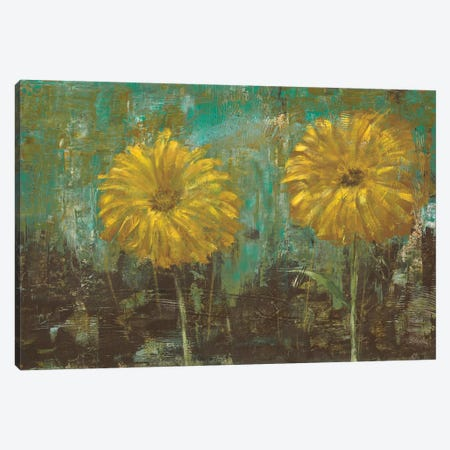 Morning Gold I Canvas Print #CBL45} by Carol Black Art Print