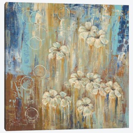 Island Shower I Canvas Print #CBL8} by Carol Black Canvas Print