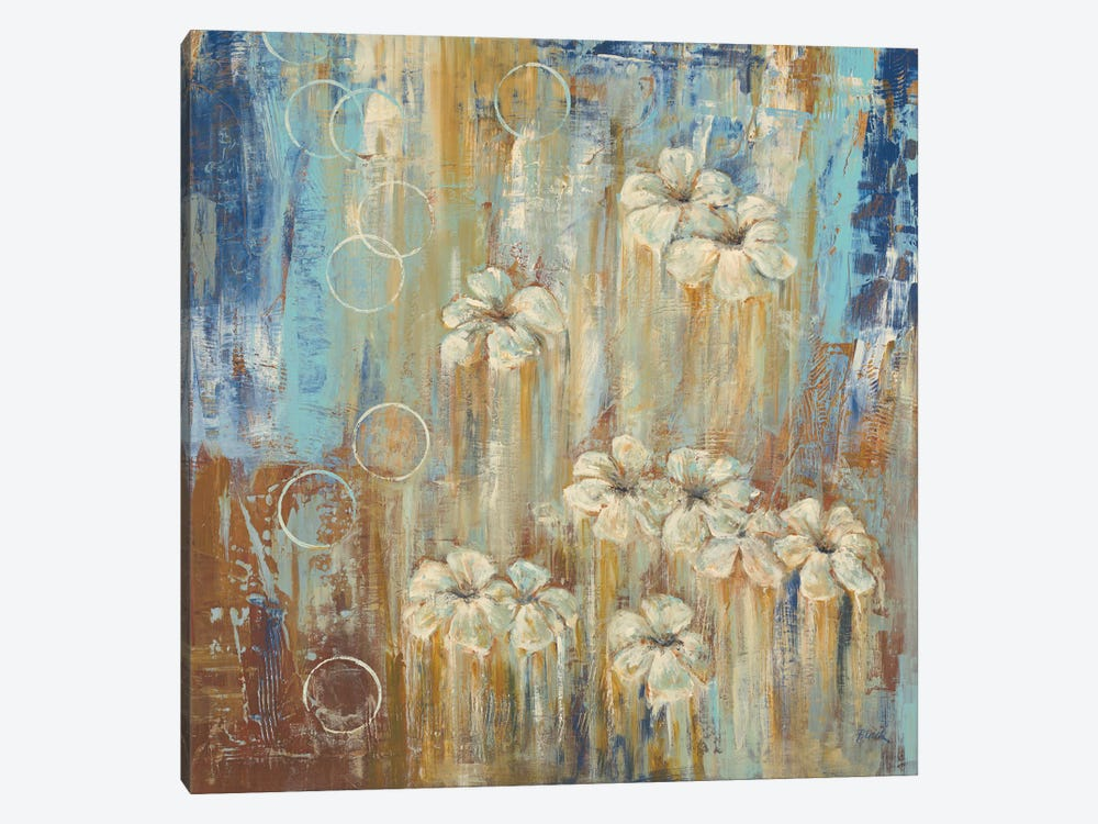 Island Shower I by Carol Black 1-piece Canvas Artwork