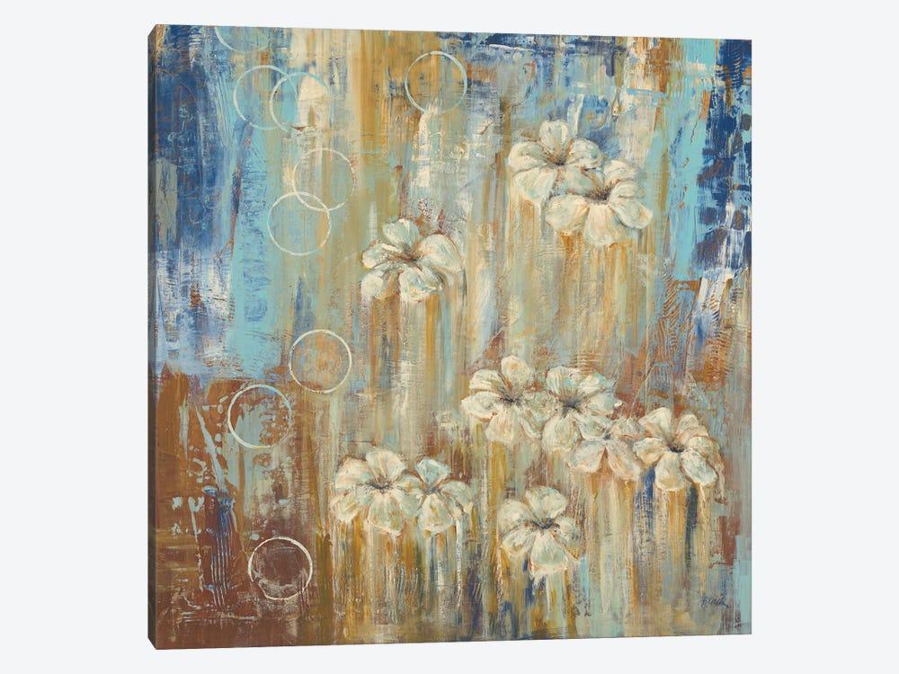 Island Shower I by Carol Black 1-piece Canvas Artwork