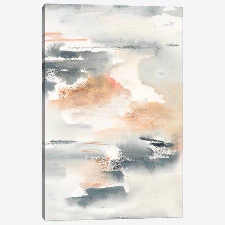 Lily Pad Impressions II Canvas Print #CBS100} by Joyce Combs Canvas Art Print