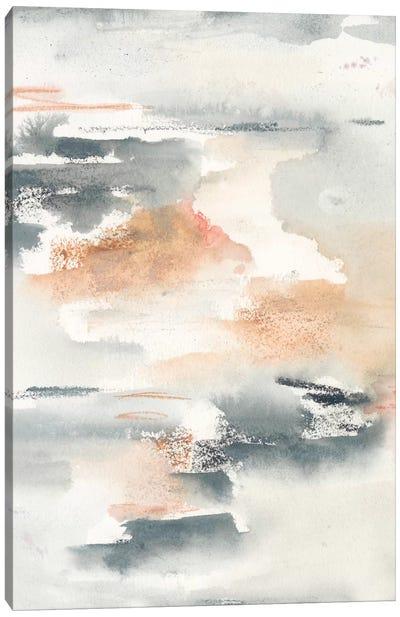 Lily Pad Impressions II Canvas Art Print