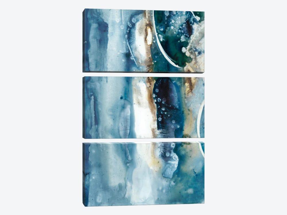 Peaceful Calm I by Joyce Combs 3-piece Canvas Art Print