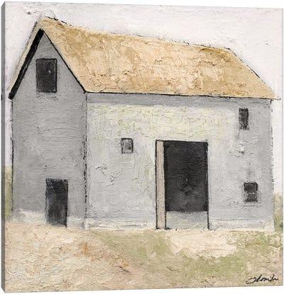 On the Farm I Canvas Art Print