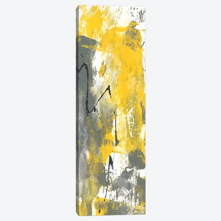 Grey Movement IV Canvas Print #CBS10} by Joyce Combs Canvas Wall Art