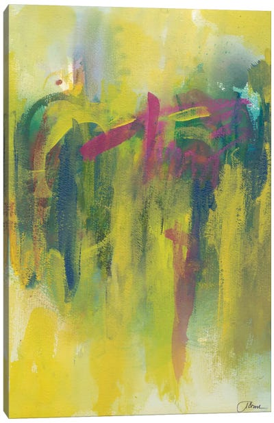Happy Days II Canvas Art Print