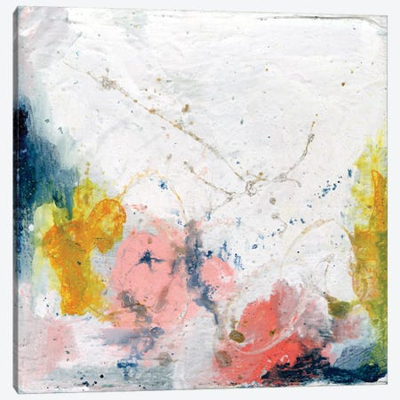 Pastel Fantasy I Canvas Print #CBS145} by Joyce Combs Canvas Wall Art