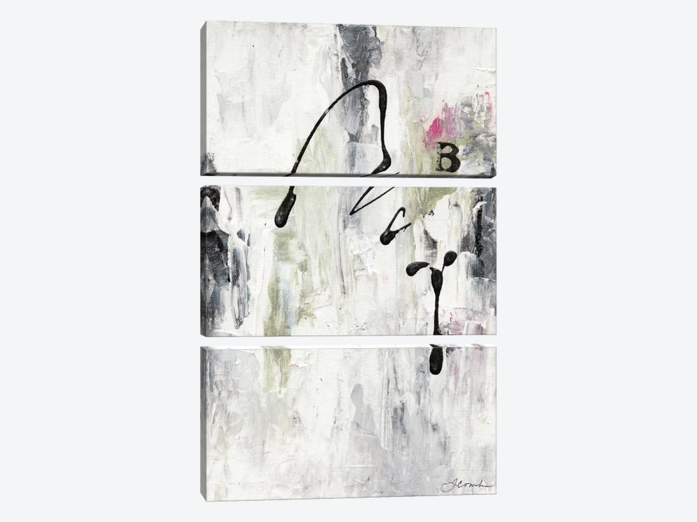 Magic Energy II by Joyce Combs 3-piece Canvas Art Print