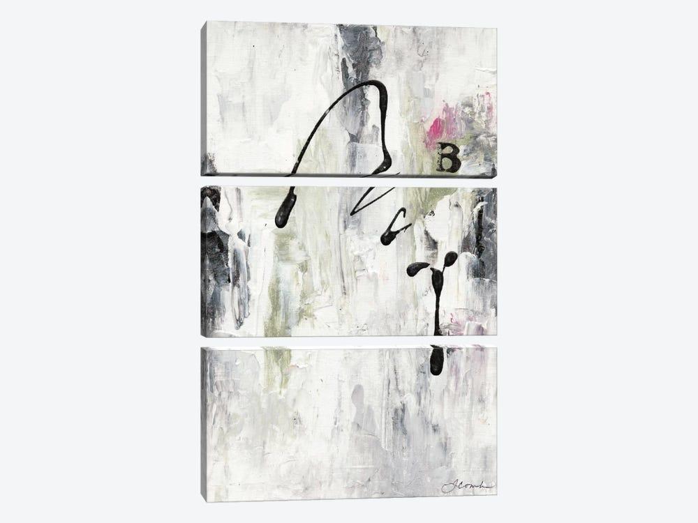 Magic Energy II by Joyce Combs 3-piece Canvas Art Print