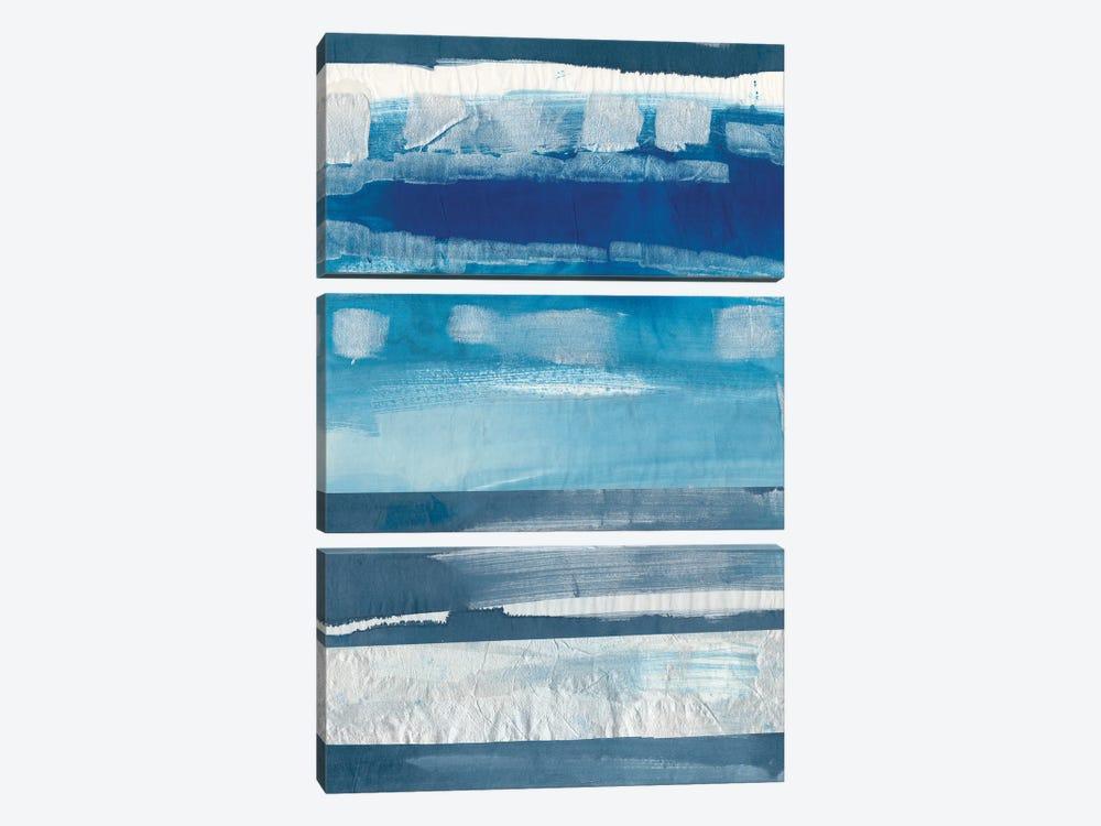 High Tide I by Joyce Combs 3-piece Canvas Art Print