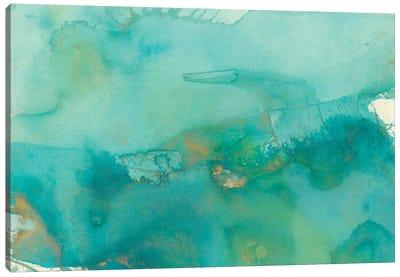 Turquoise Moment III Canvas Art Print